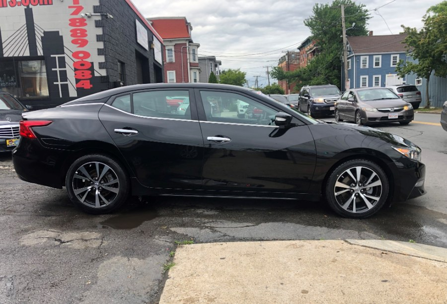2018 Nissan Maxima SL 3.5 Sv, available for sale in Chelsea, Massachusetts | Boston Prime Cars Inc. Chelsea, Massachusetts