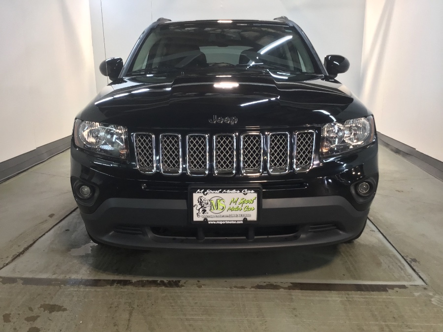 2016 Jeep Compass 4WD 4dr LATITUD, available for sale in Hillside, New Jersey | M Sport Motor Car. Hillside, New Jersey