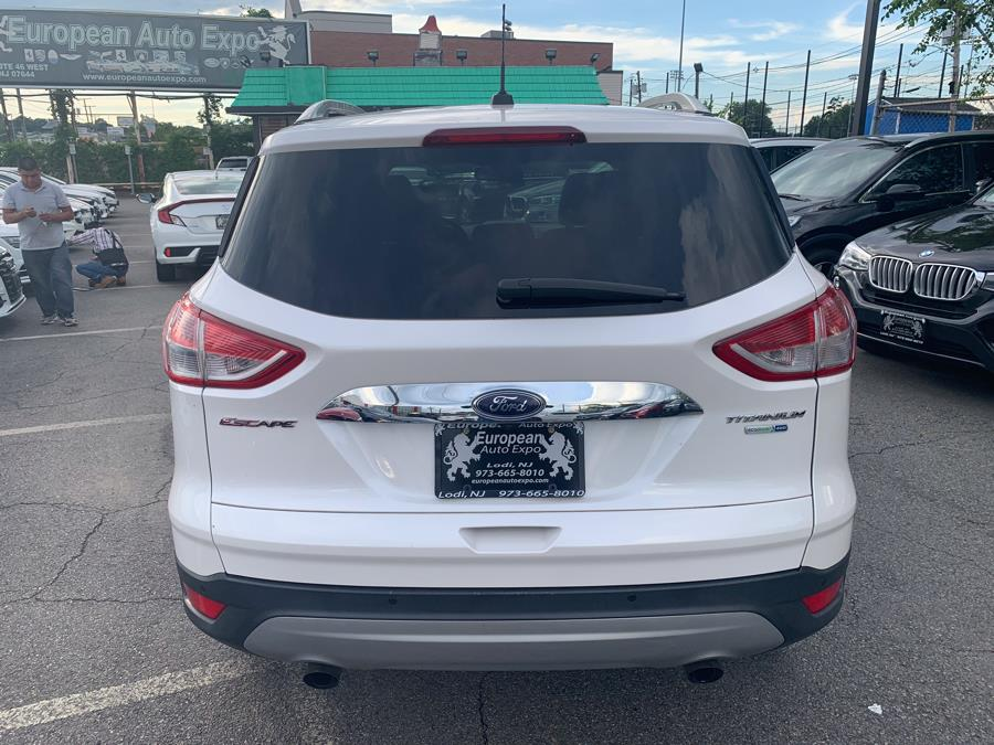 Used Ford Escape 4WD 4dr Titanium 2016 | M Sport Motor Car. Hillside, New Jersey