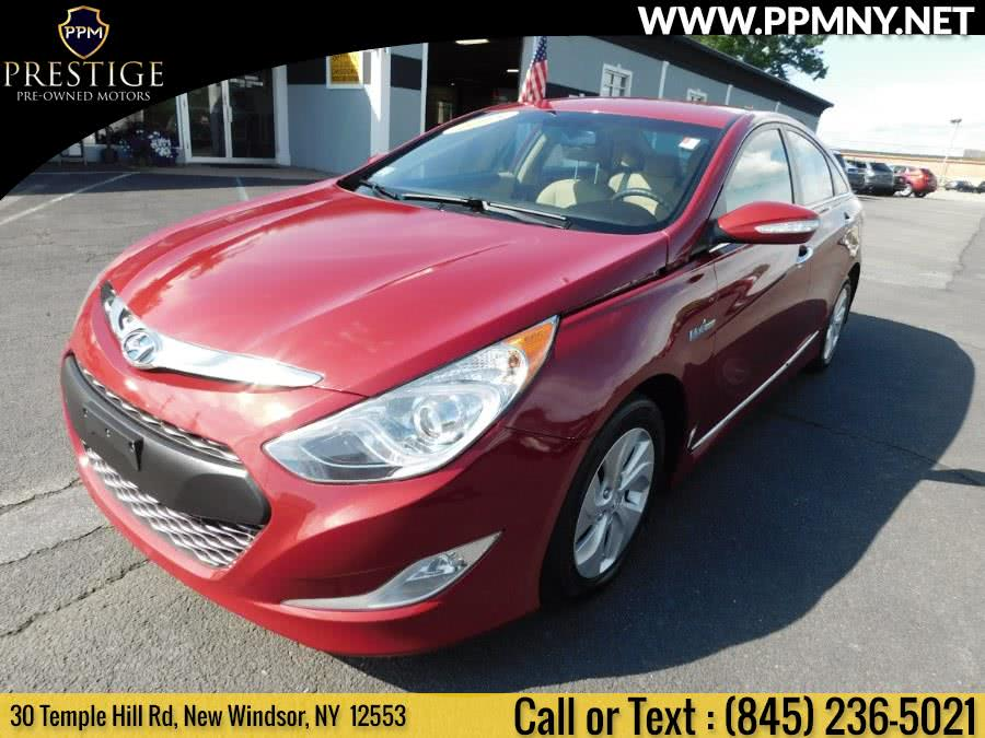 2015 Hyundai Sonata Hybrid 4dr Sdn Limited, available for sale in New Windsor, New York | Prestige Pre-Owned Motors Inc. New Windsor, New York