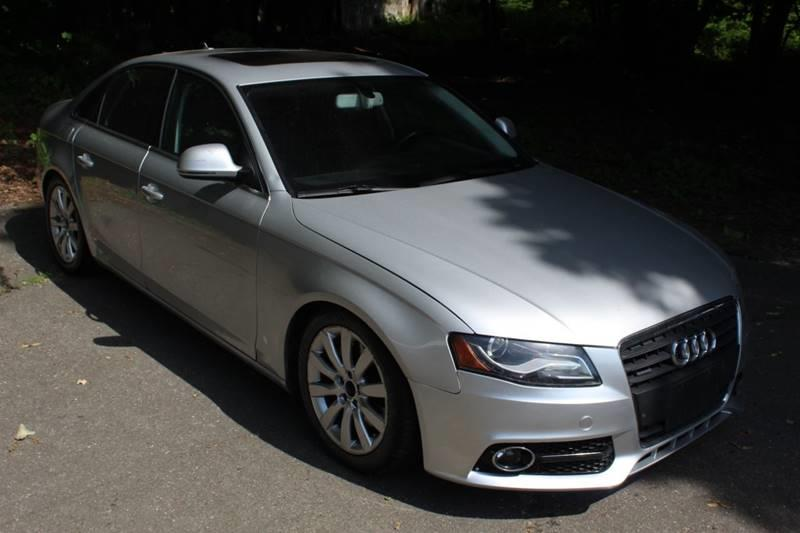 2009 Audi A4 2.0T quattro AWD Premium Plus 4dr Sedan 6A, available for sale in Waterbury, Connecticut | Sphinx Motorcars. Waterbury, Connecticut