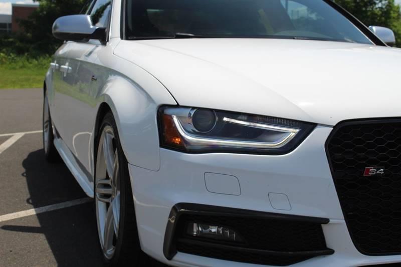 2013 Audi S4 3.0T quattro Premium Plus AWD 4dr Sedan 7A, available for sale in Waterbury, Connecticut | Sphinx Motorcars. Waterbury, Connecticut
