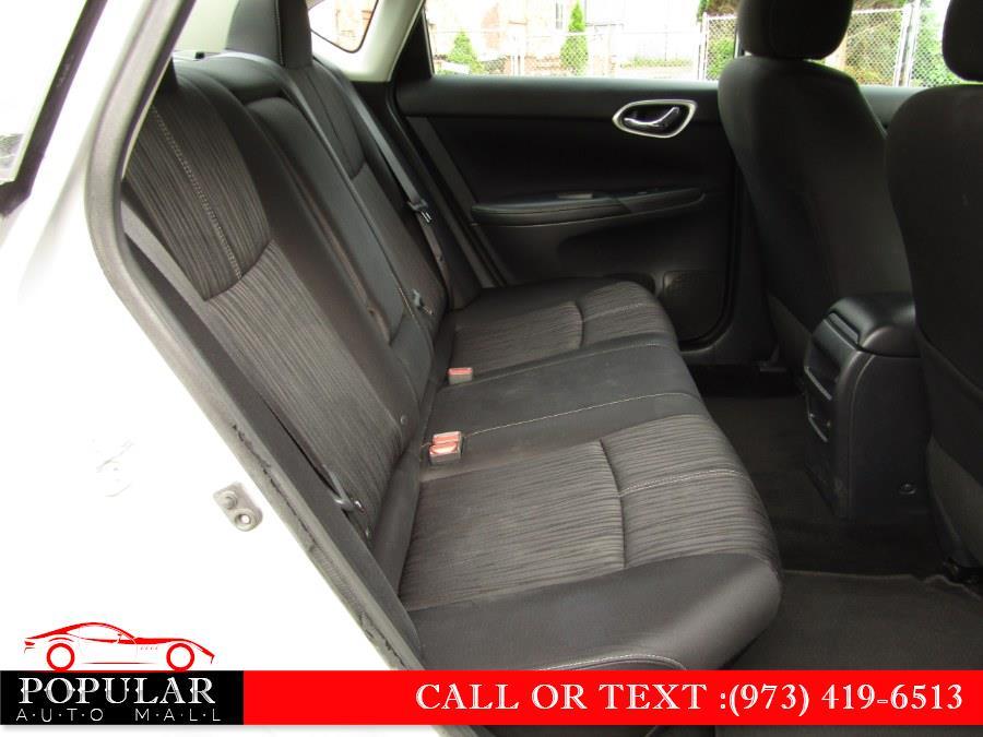 Used Nissan Sentra SV CVT 2017   Popular Auto Mall Inc . Newark , New Jersey