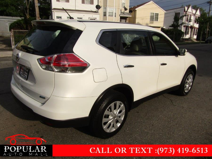 Used Nissan Rogue FWD 4dr S 2014 | Popular Auto Mall Inc . Newark , New Jersey