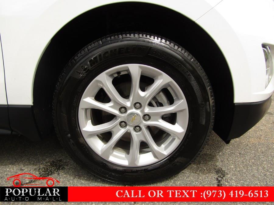 Used Chevrolet Equinox FWD 4dr LT w/1LT 2018 | Popular Auto Mall Inc . Newark , New Jersey
