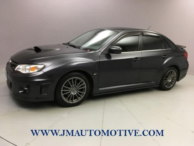 Used 2013 Subaru Impreza Wrx in Naugatuck, Connecticut | J&M Automotive Sls&Svc LLC. Naugatuck, Connecticut