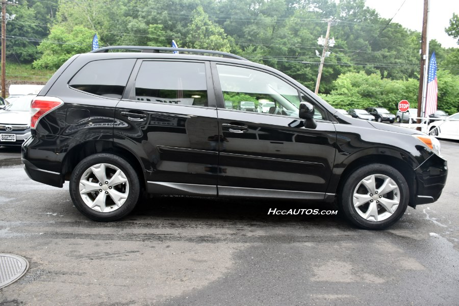 2014 Subaru Forester 4dr Auto 2.5i Premium PZEV, available for sale in Waterbury, Connecticut | Highline Car Connection. Waterbury, Connecticut