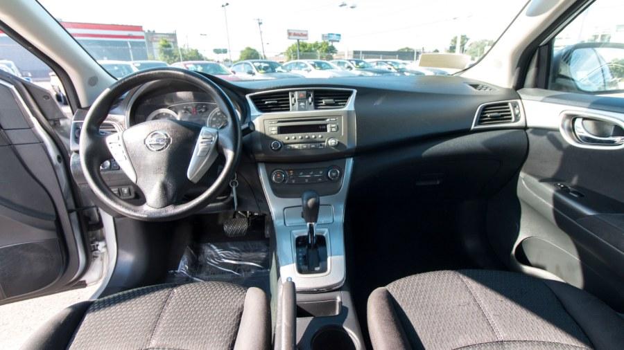 2014 Nissan Sentra 4dr Sdn I4 CVT SV, available for sale in Medford, Massachusetts | Inman Motors Sales. Medford, Massachusetts