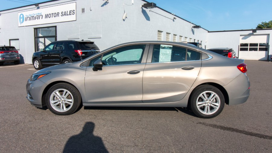 2017 Chevrolet Cruze 4dr Sdn Auto LT, available for sale in Medford, Massachusetts   Inman Motors Sales. Medford, Massachusetts