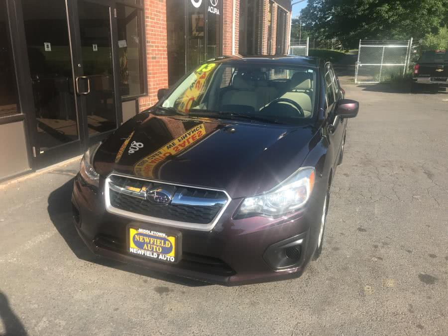 Used 2013 Subaru Impreza Wagon in Middletown, Connecticut | Newfield Auto Sales. Middletown, Connecticut