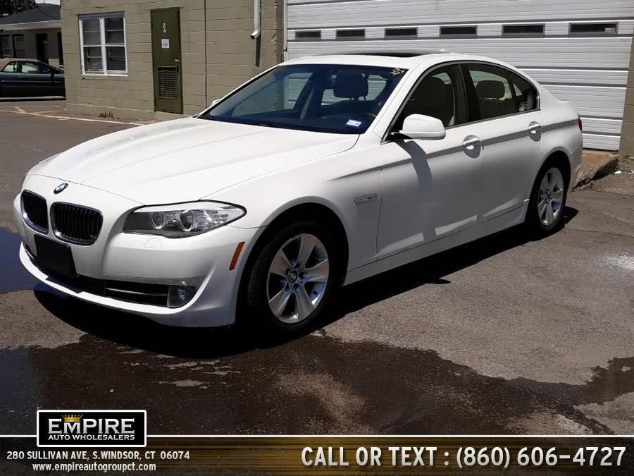 Used BMW 5 Series 4dr Sdn 528i xDrive AWD 2013 | Empire Auto Wholesalers. S.Windsor, Connecticut