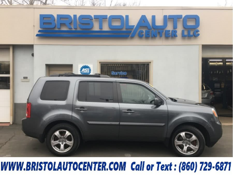 Used 2013 Honda Pilot in Bristol, Connecticut | Bristol Auto Center LLC. Bristol, Connecticut