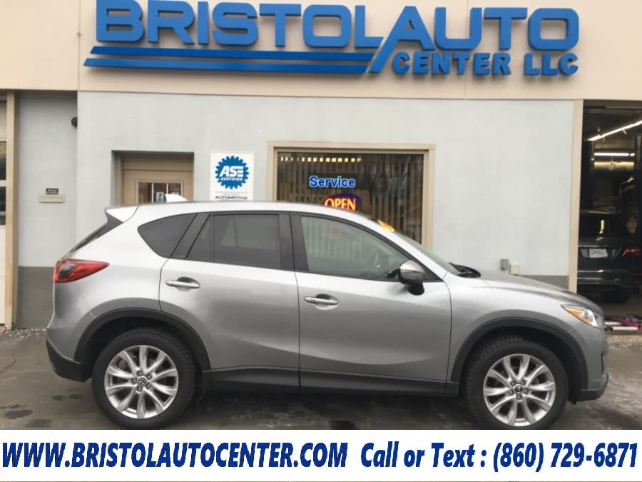Used 2015 Mazda CX-5 in Bristol, Connecticut | Bristol Auto Center LLC. Bristol, Connecticut