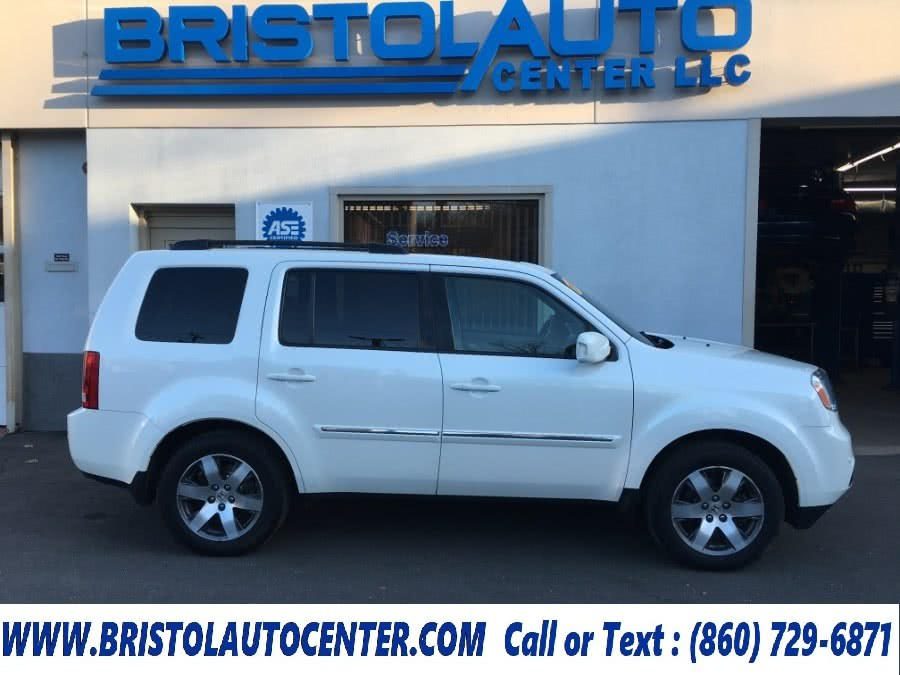 Used 2012 Honda Pilot in Bristol, Connecticut | Bristol Auto Center LLC. Bristol, Connecticut