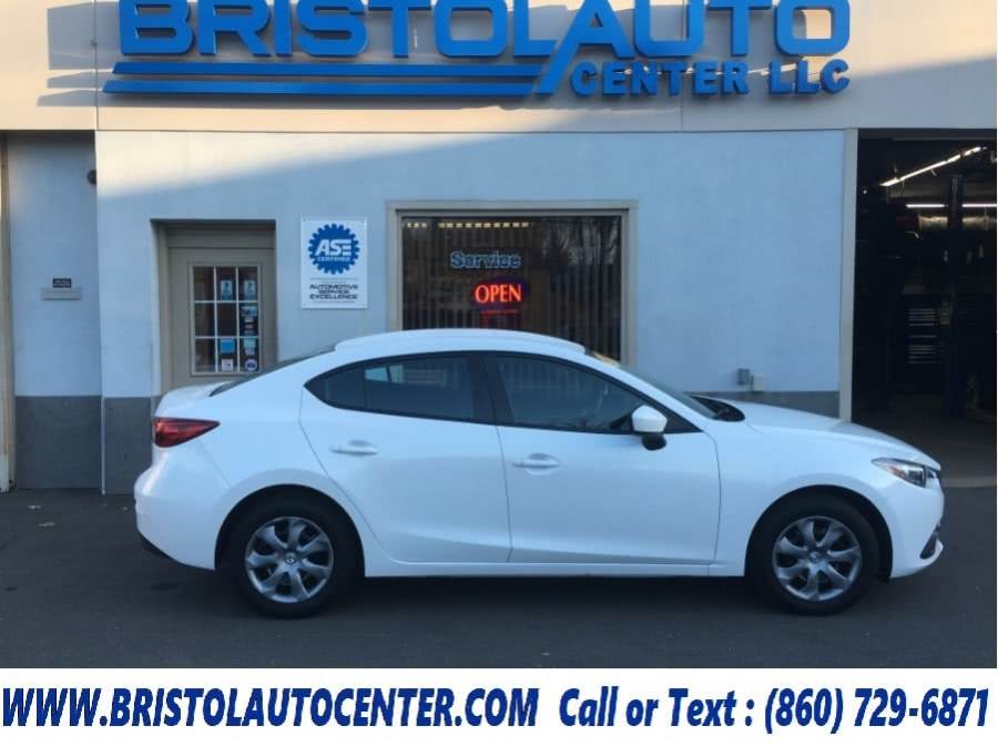 Used 2015 Mazda Mazda3 in Bristol, Connecticut | Bristol Auto Center LLC. Bristol, Connecticut