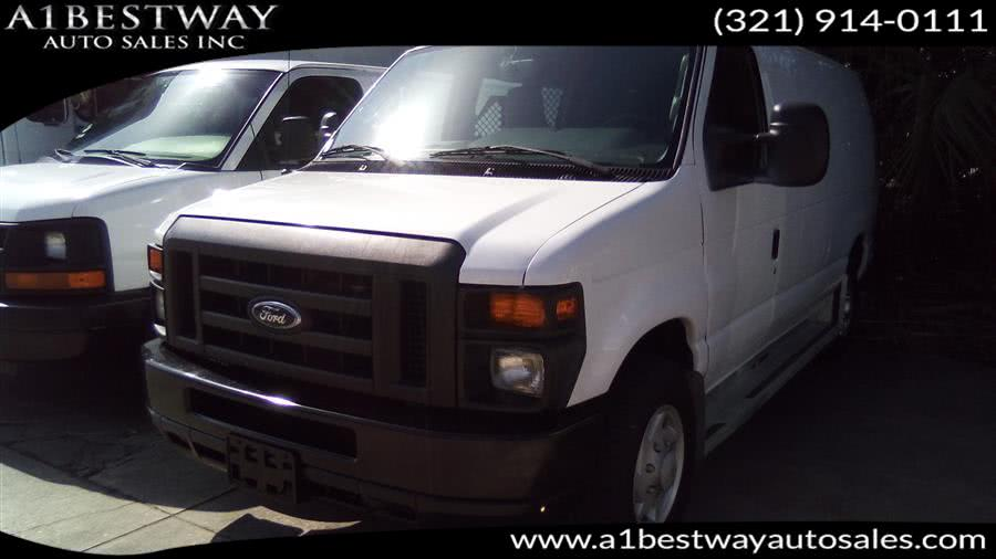 Used 2011 Ford Econoline Cargo Van in Melbourne , Florida | A1 Bestway Auto Sales Inc.. Melbourne , Florida