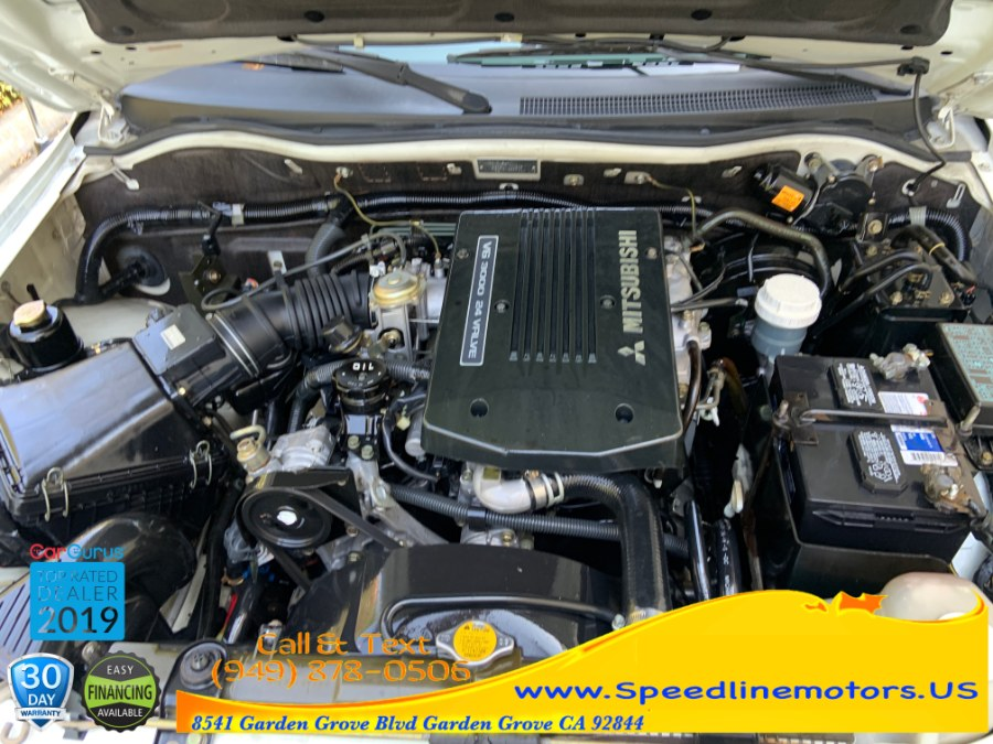 1998 Mitsubishi Montero Sport 4dr LS Auto, available for sale in Garden Grove, California | Speedline Motors. Garden Grove, California