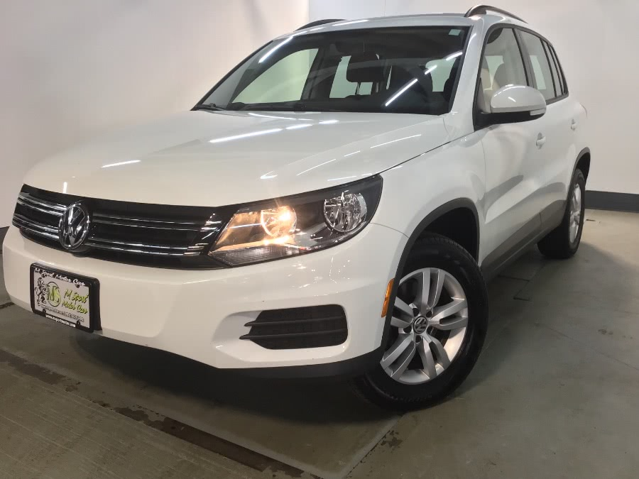 Used 2015 Volkswagen Tiguan in Lodi, New Jersey | European Auto Expo. Lodi, New Jersey