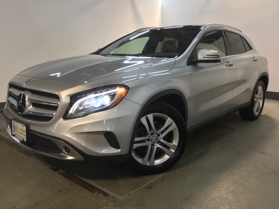 Used 2016 Mercedes-Benz GLA in Hillside, New Jersey | M Sport Motor Car. Hillside, New Jersey