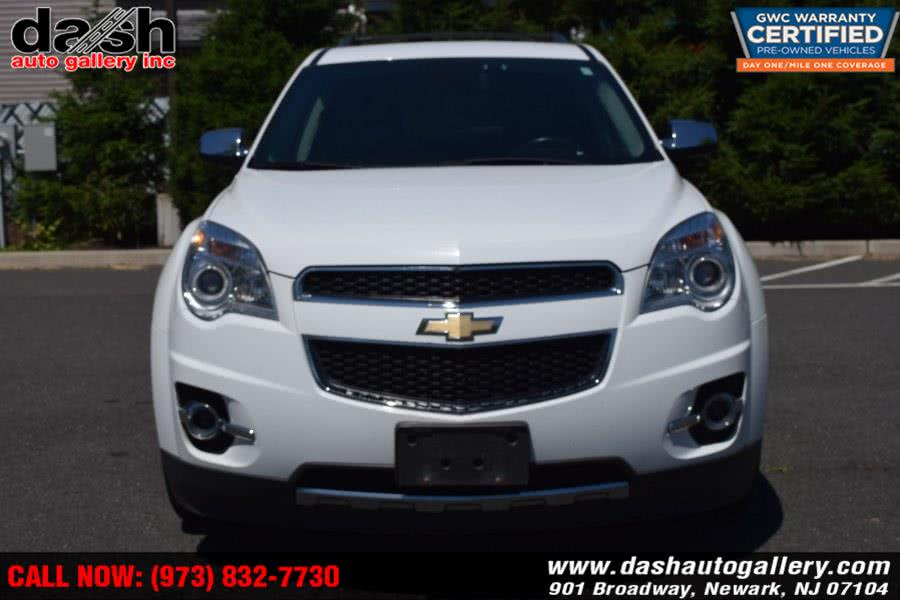 2012 Chevrolet Equinox AWD 4dr LTZ, available for sale in Newark, New Jersey | Dash Auto Gallery Inc.. Newark, New Jersey