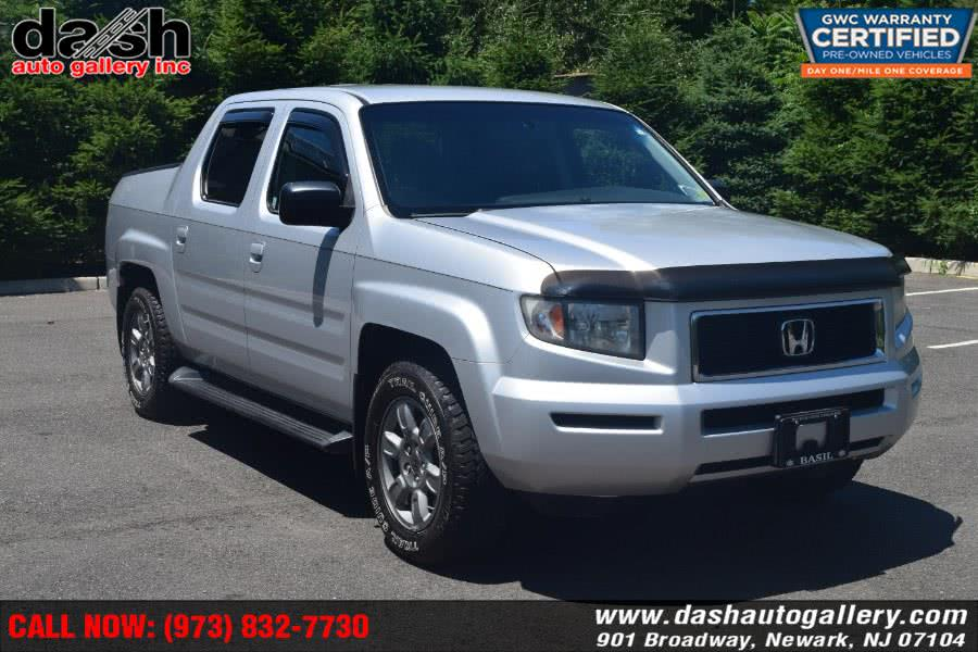 Used 2008 Honda Ridgeline in Newark, New Jersey | Dash Auto Gallery Inc.. Newark, New Jersey