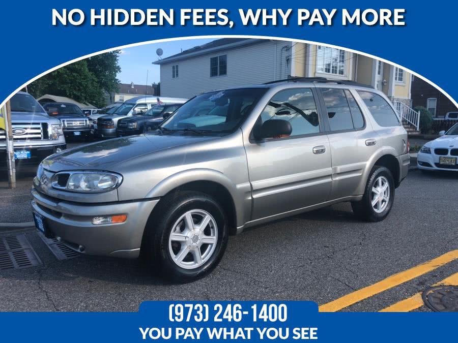 Used 2002 Oldsmobile Bravada in Lodi, New Jersey | Route 46 Auto Sales Inc. Lodi, New Jersey