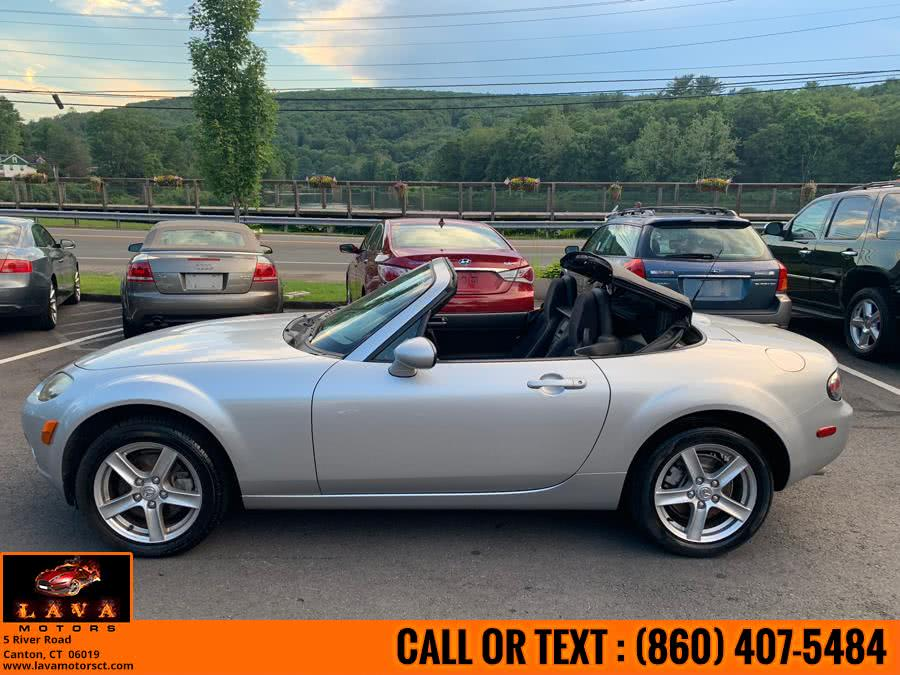 Used 2007 Mazda MX-5 Miata in Canton, Connecticut | Lava Motors. Canton, Connecticut