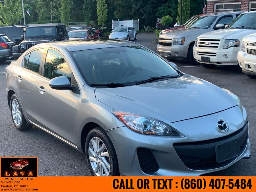 Used 2012 Mazda Mazda3 in Canton, Connecticut | Lava Motors. Canton, Connecticut