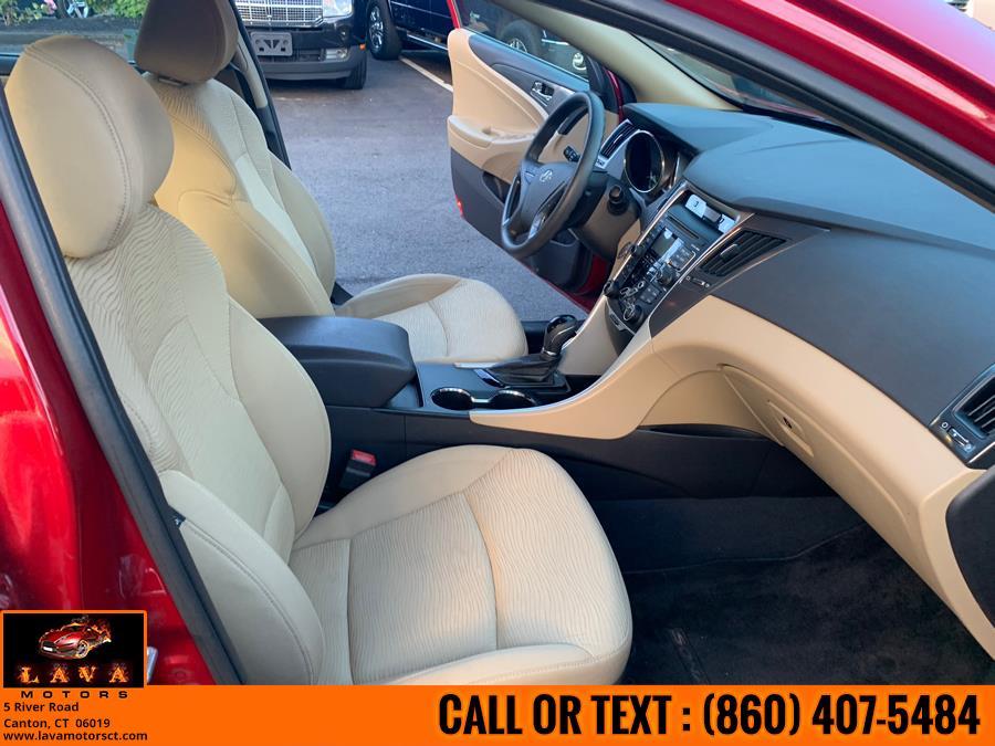 2011 Hyundai Sonata 4dr Sdn 2.4L Auto Hybrid *Ltd Avail*, available for sale in Canton, Connecticut | Lava Motors. Canton, Connecticut