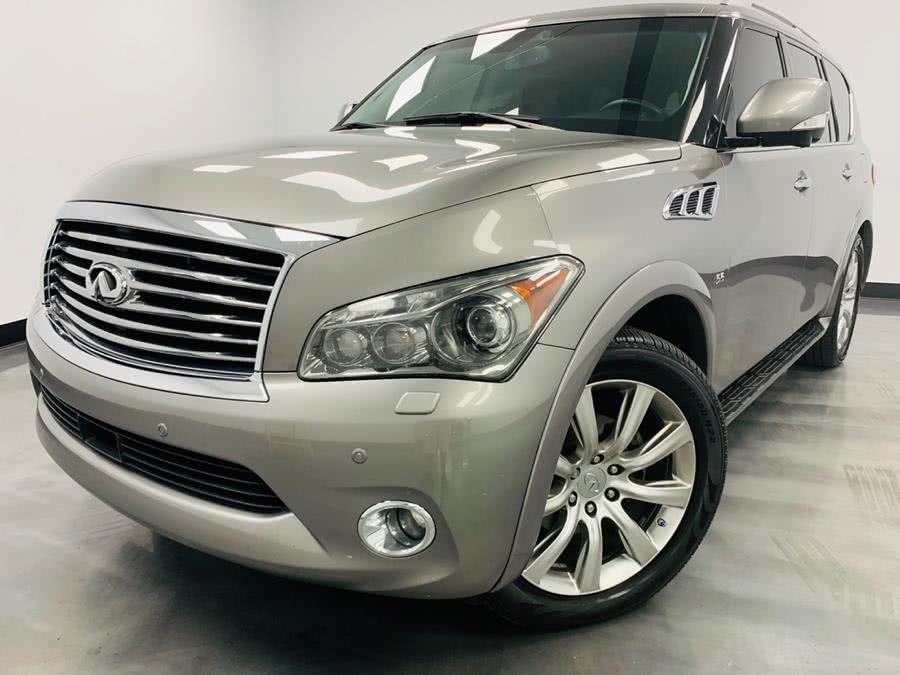 Used Infiniti QX80 4WD 4dr 2014 | East Coast Auto Group. Linden, New Jersey