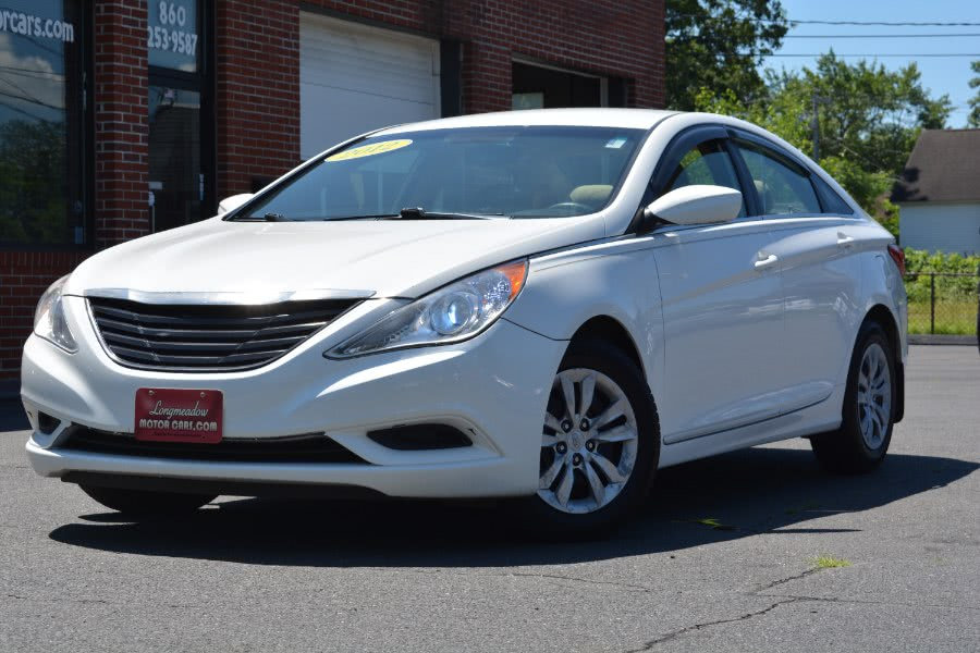 Used 2012 Hyundai Sonata in ENFIELD, Connecticut | Longmeadow Motor Cars. ENFIELD, Connecticut