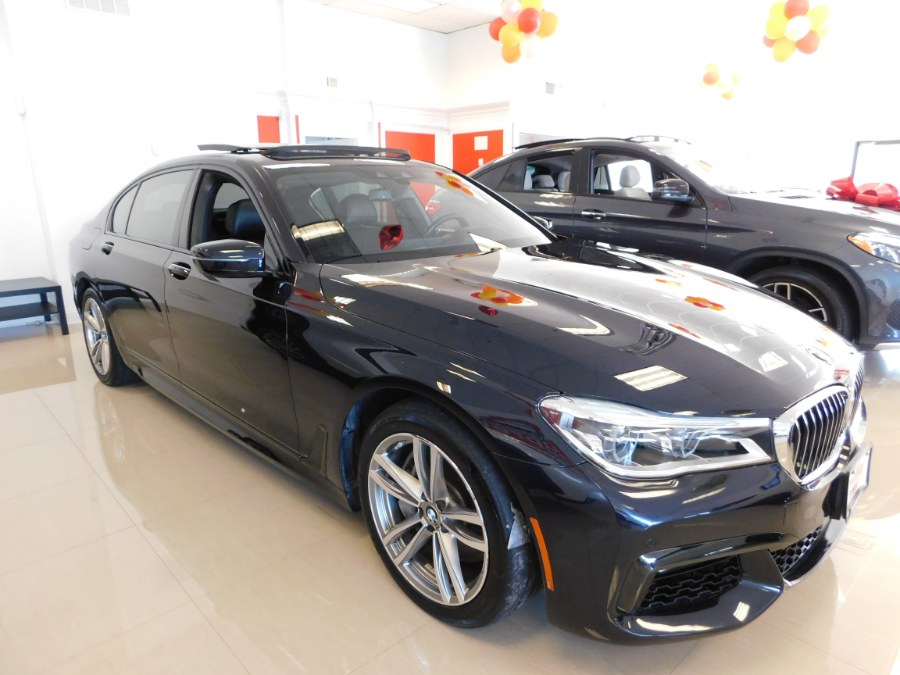 2016 BMW 7 Series 4dr Sdn 750i xDrive AWD, available for sale in Elizabeth, New Jersey | Supreme Motor Sport. Elizabeth, New Jersey