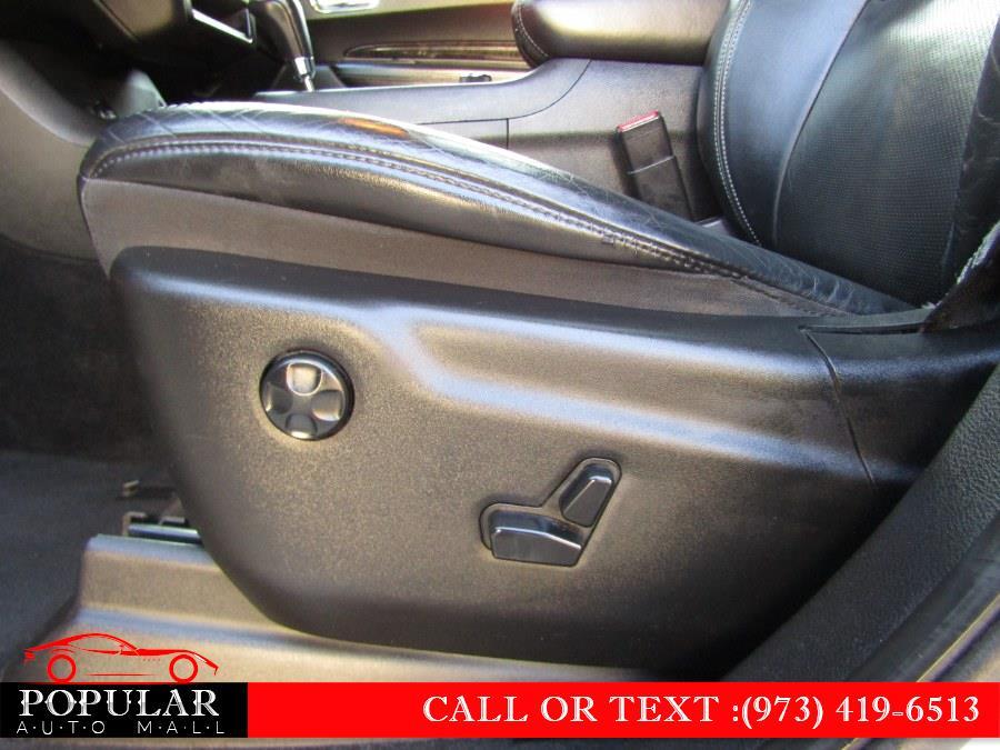 Used Dodge Durango AWD 4dr Citadel 2011 | Popular Auto Mall Inc . Newark , New Jersey