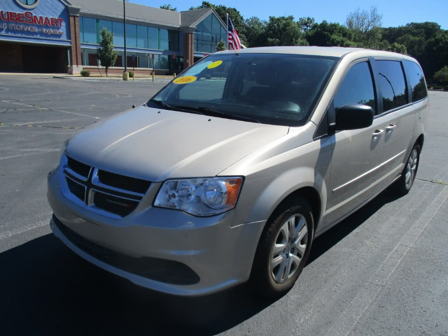 Used 2016 Dodge Grand Caravan in New Britain, Connecticut | Universal Motors LLC. New Britain, Connecticut
