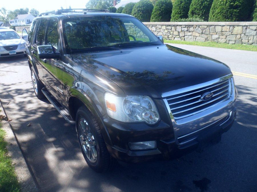 2008 Ford Explorer 4WD 4dr V6 Limited, available for sale in Bridgeport, Connecticut | Hurd Auto Sales. Bridgeport, Connecticut