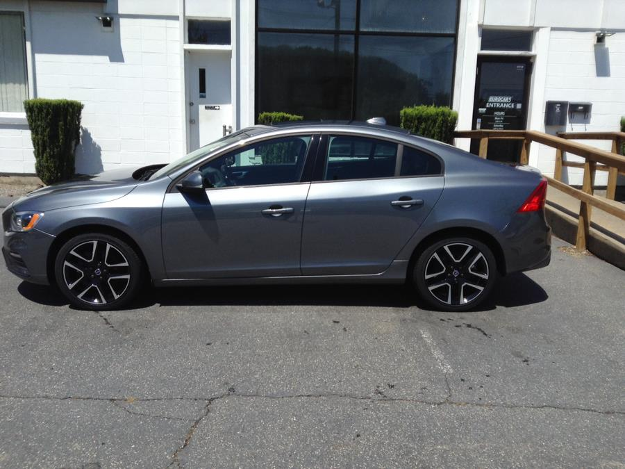 2017 Volvo S60 T5 AWD Dynamic, available for sale in Groton, Connecticut | Eurocars Plus. Groton, Connecticut