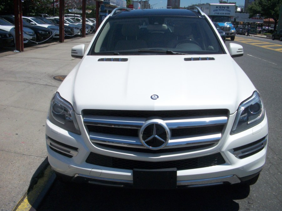 2014 Mercedes-Benz GL-Class 4MATIC 4dr GL450, available for sale in Jamaica, New York | Gateway Car Dealer Inc. Jamaica, New York