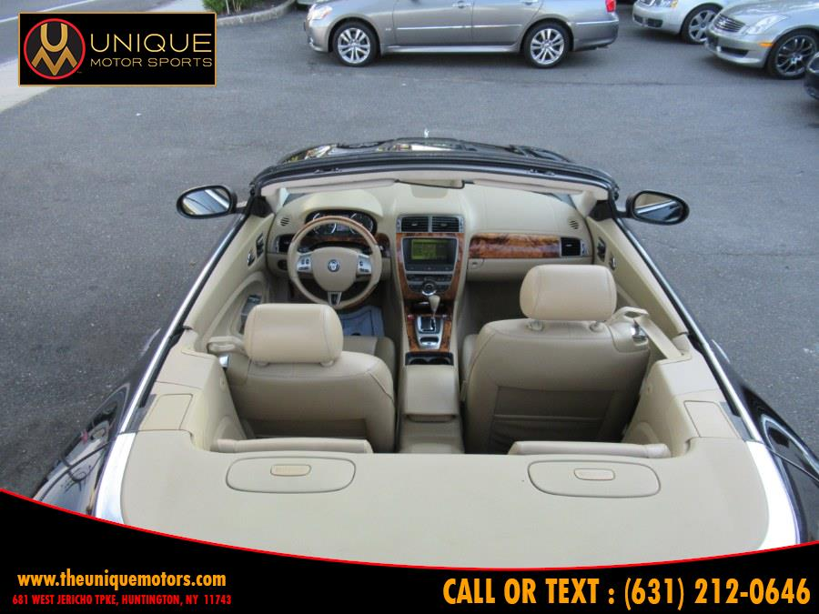 2007 Jaguar XK 2dr Convertible, available for sale in Huntington, New York | Unique Motor Sports. Huntington, New York