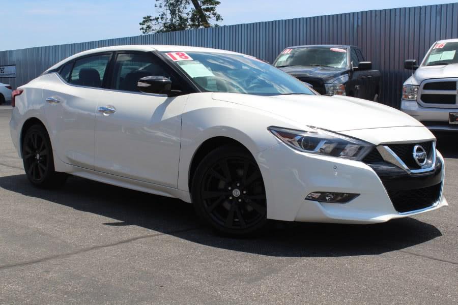 Used 2018 Nissan Maxima in Deer Park, New York | Car Tec Enterprise Leasing & Sales LLC. Deer Park, New York