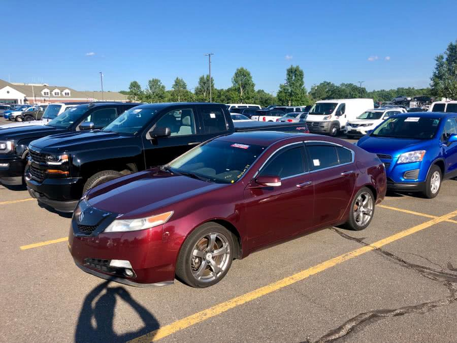 Used 2010 Acura TL in New Haven, Connecticut | Primetime Auto Sales and Repair. New Haven, Connecticut
