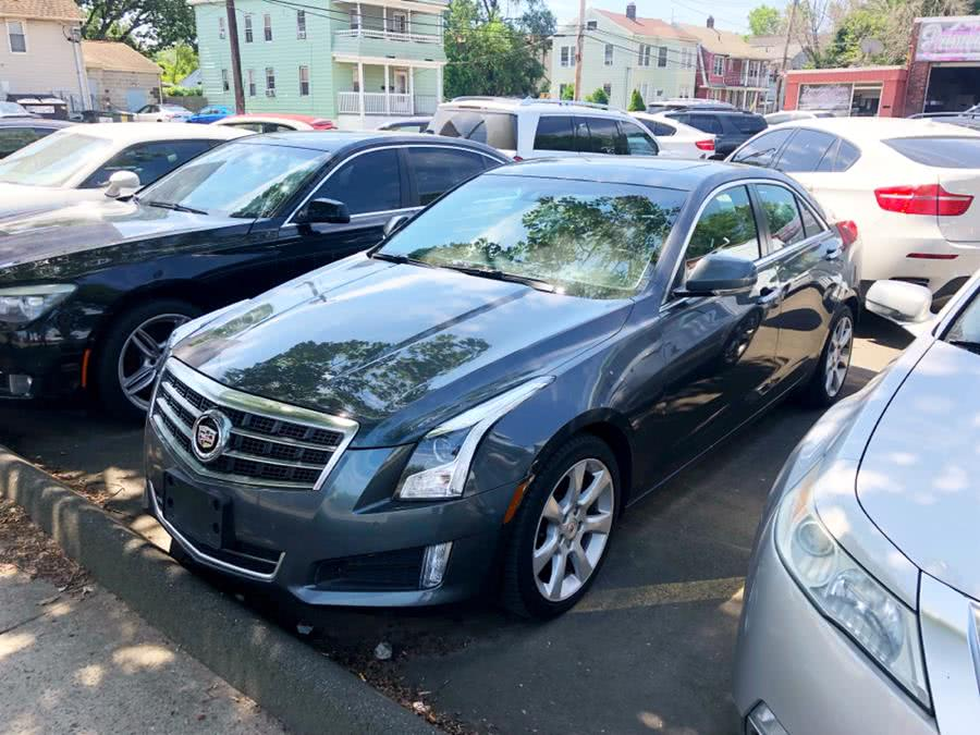 Used 2013 Cadillac ATS in New Haven, Connecticut | Primetime Auto Sales and Repair. New Haven, Connecticut