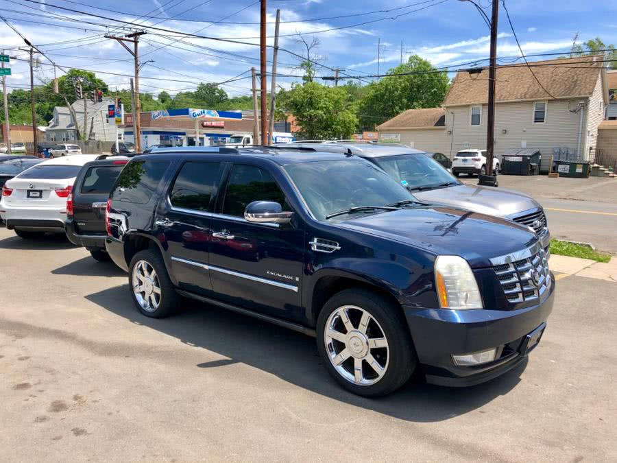 2007 Cadillac Escalade AWD 4dr, available for sale in New Haven, Connecticut | Primetime Auto Sales and Repair. New Haven, Connecticut