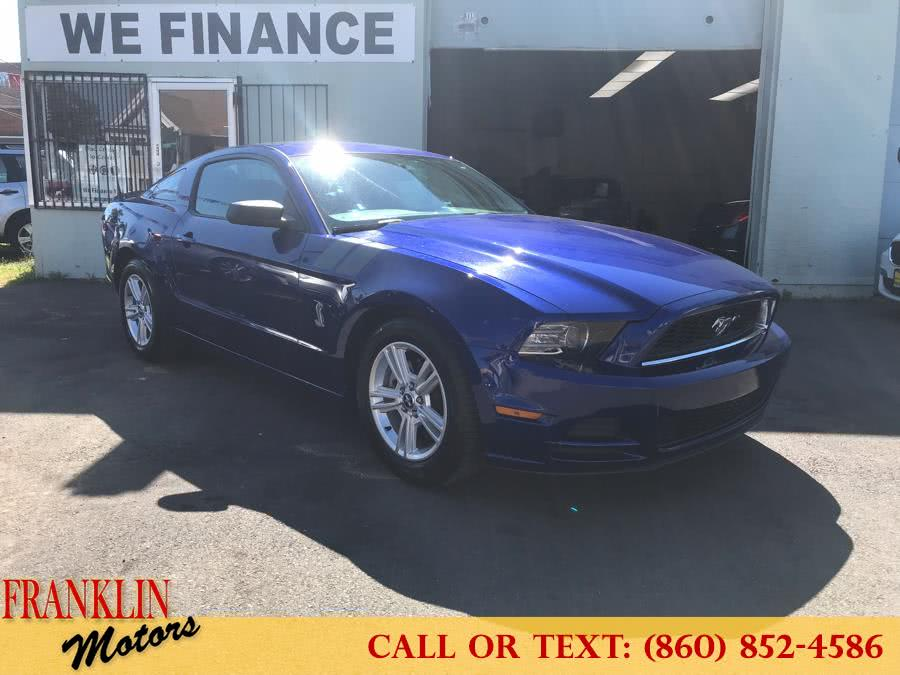 Used 2014 Ford Mustang in Hartford, Connecticut | Franklin Motors Auto Sales LLC. Hartford, Connecticut