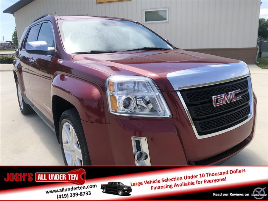 2012 GMC Terrain FWD 4dr SLE-2, available for sale in Elida, OH