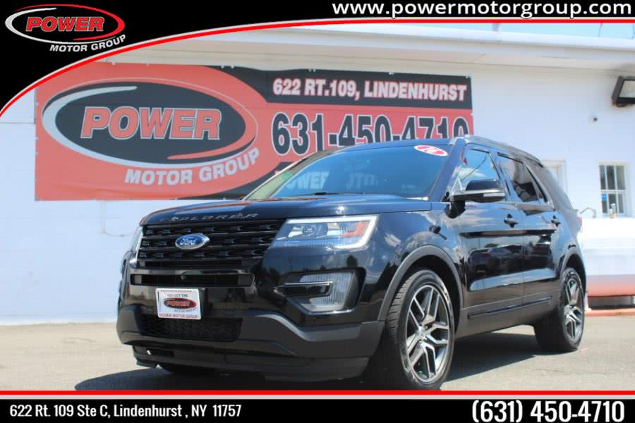 Used 2016 Ford Explorer in Lindenhurst , New York | Power Motor Group. Lindenhurst , New York