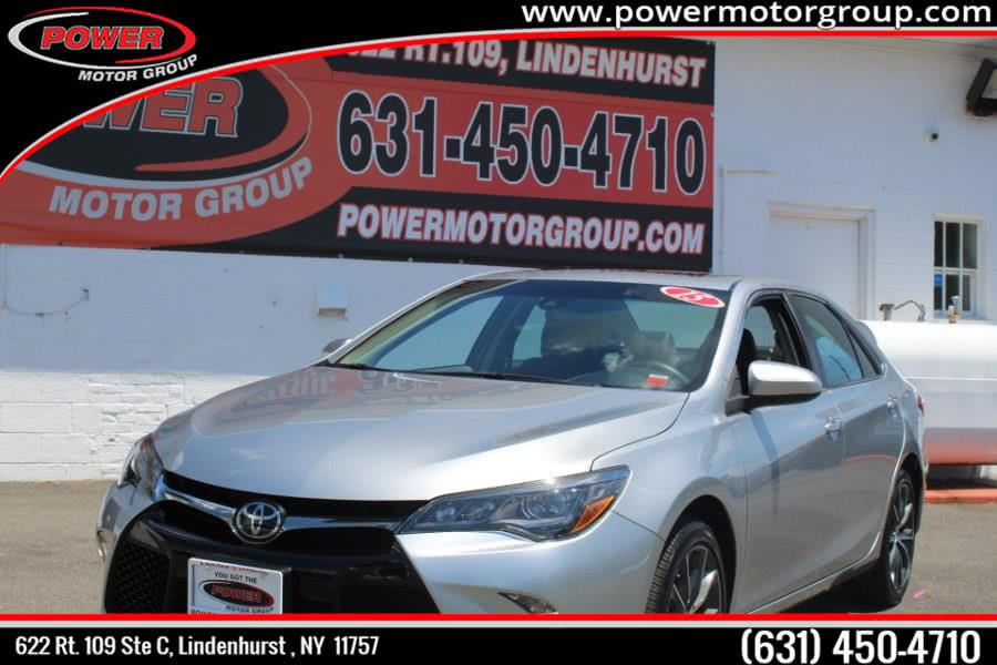 Used 2015 Toyota Camry in Lindenhurst , New York | Power Motor Group. Lindenhurst , New York