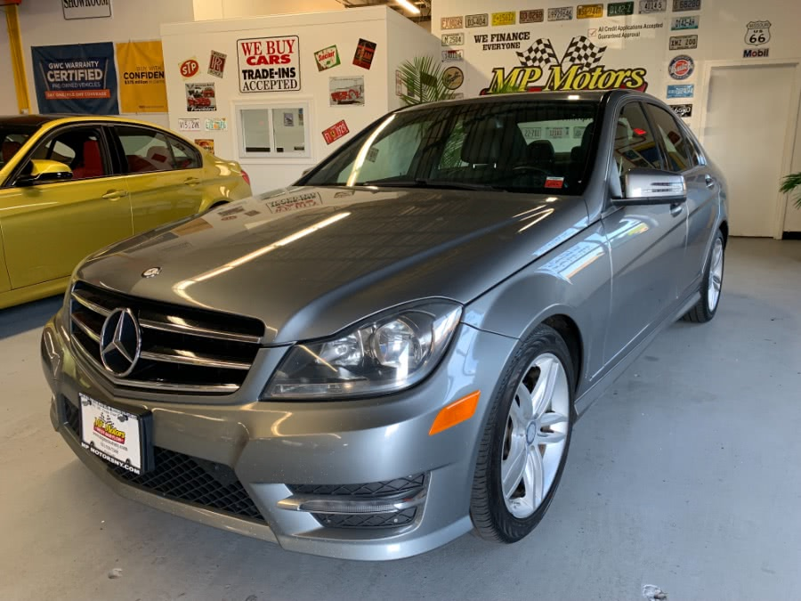 Used Mercedes-Benz C-Class 4dr Sdn C300 Luxury 4MATIC 2014 | MP Motors Inc. West Babylon , New York