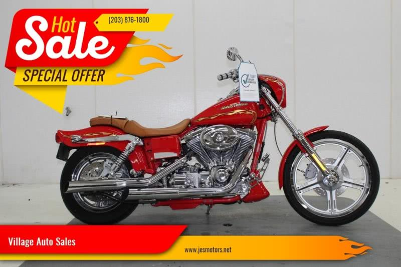 Used 2001 Harley Davidson Switchblade FXR CVO in Milford, Connecticut | Village Auto Sales. Milford, Connecticut
