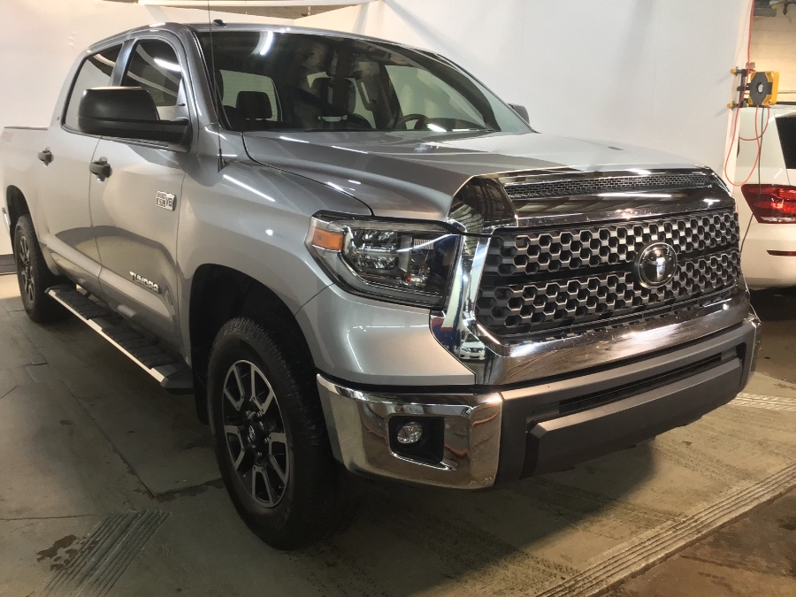 Used Toyota Tundra 4WD SR5 CrewMax 5.5'' Bed 5.7L (Natl) 2018 | M Sport Motor Car. Hillside, New Jersey