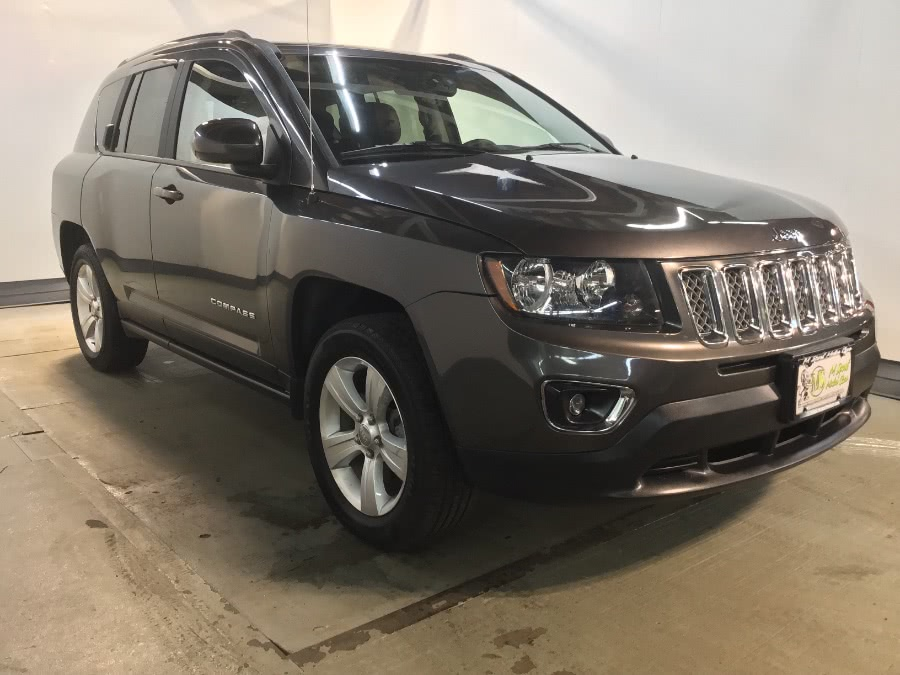 Used Jeep Compass 4WD 4dr High Altitude Edition 2015 | European Auto Expo. Lodi, New Jersey